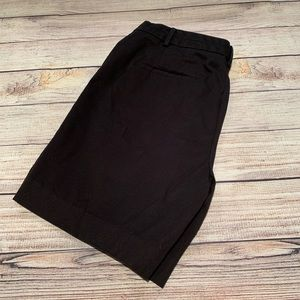 Talbots the perfect short in black